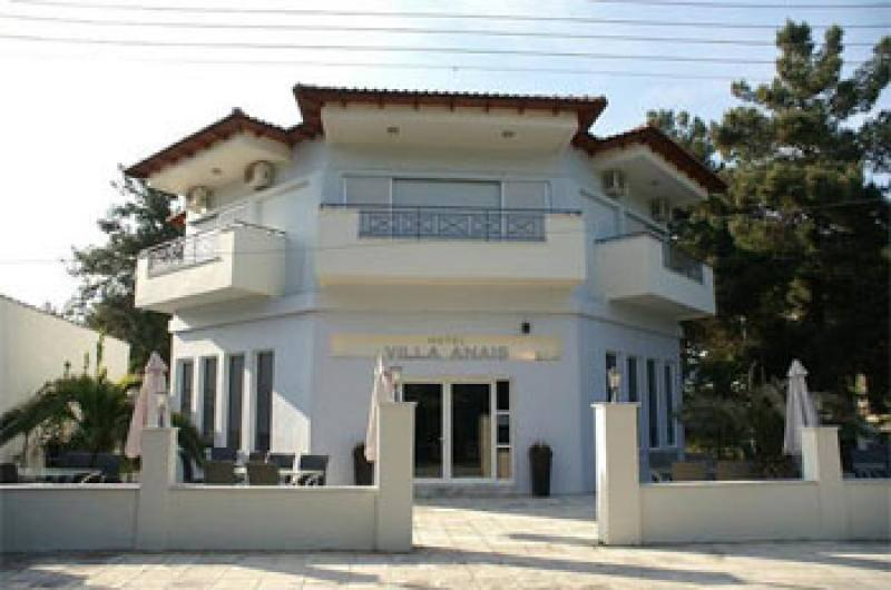 Hotel Anais - Skala Prinos - Thassos